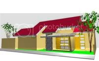 desain-rumah-pendem