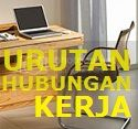 URUTAN HUBUNGAN KERJA